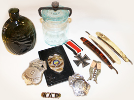 Police and Military items