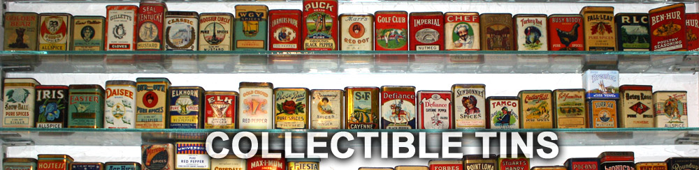 Tin Collections